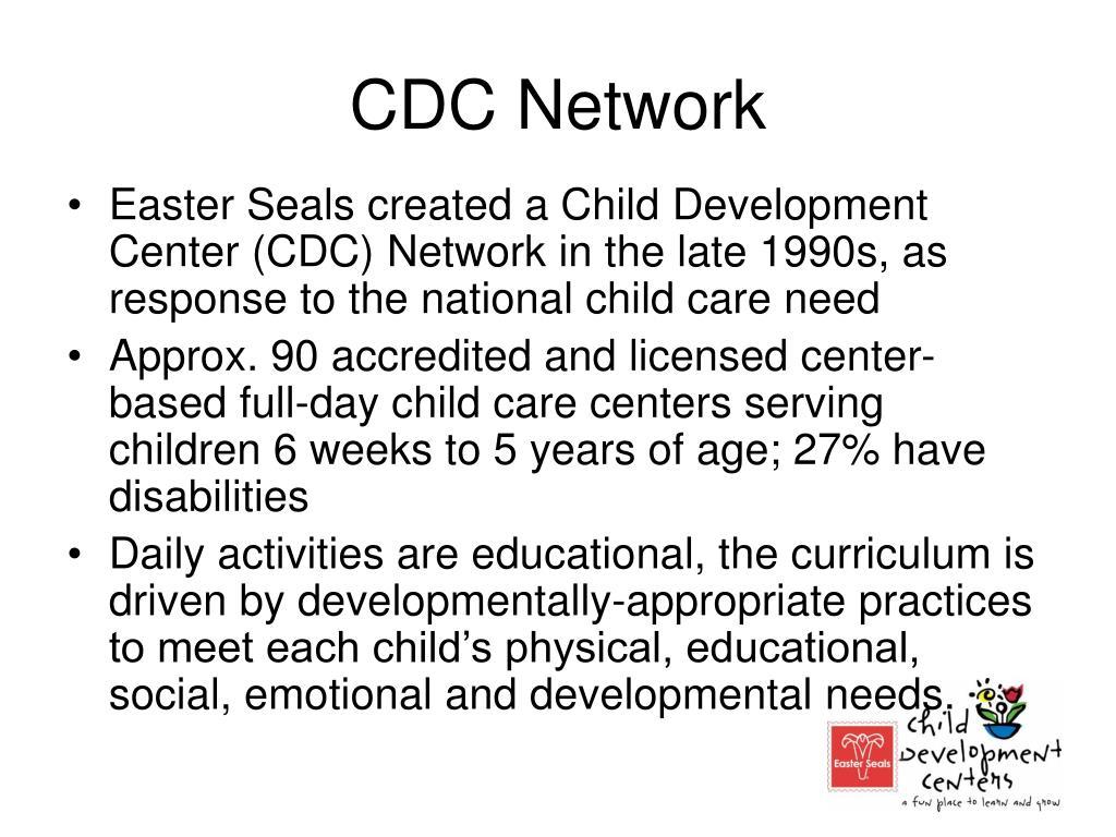 CDC Network