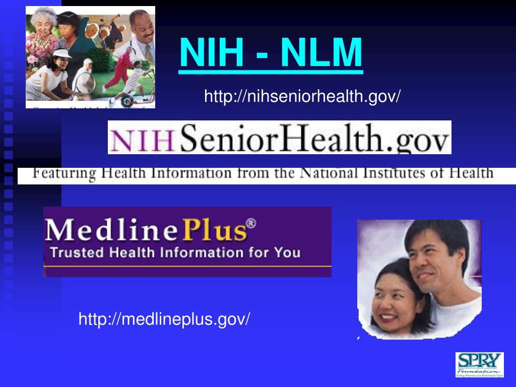 NIH - NLM