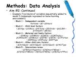 methods data analysis13