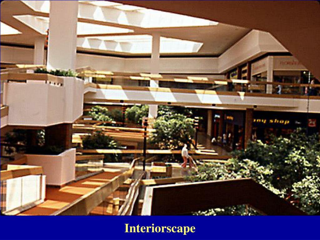 Interiorscape