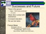 successes and future