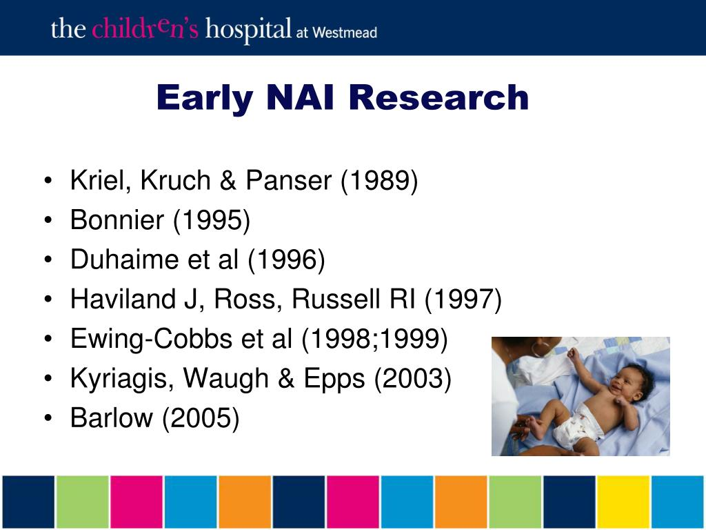 Early NAI Research