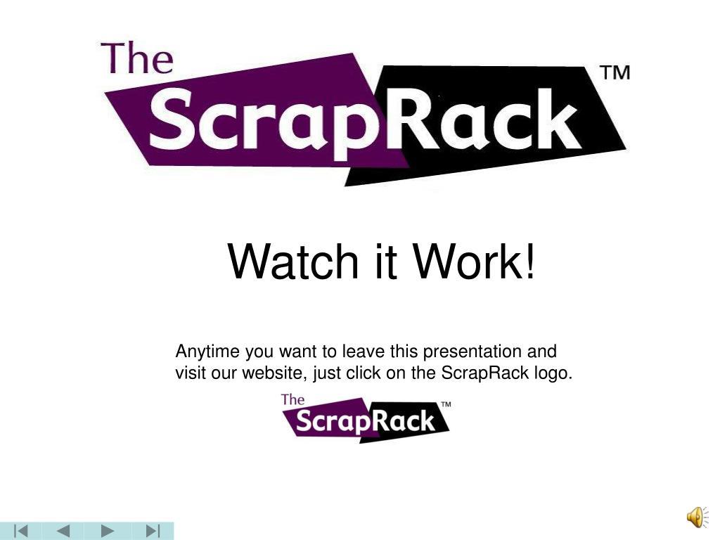 watch it work l.