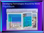 developing technologies around the world flipalbum