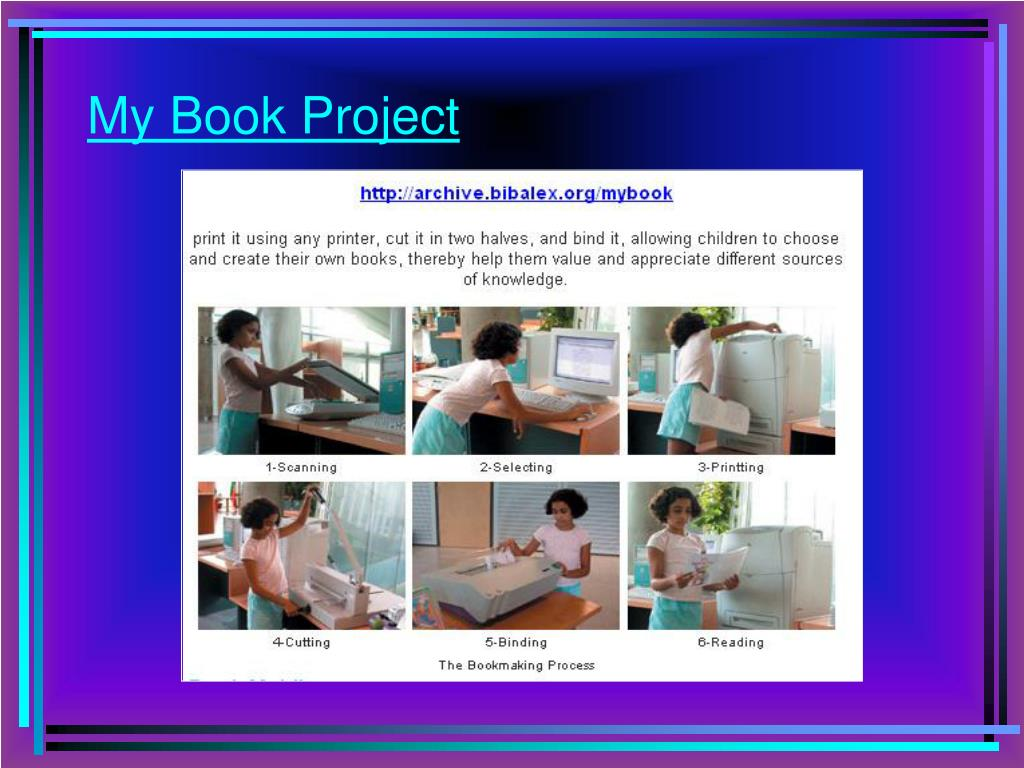 My Book Project