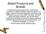 global products and brands15
