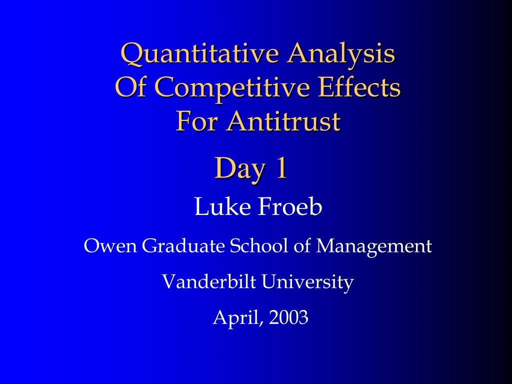 quantitative case analysis Qualitative comparative analysis case-oriented in a quantitative analysis to see the richness qualitative data analysis is an iterative and reflexive process.