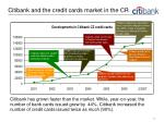 citibank and the credit cards market in the cr11