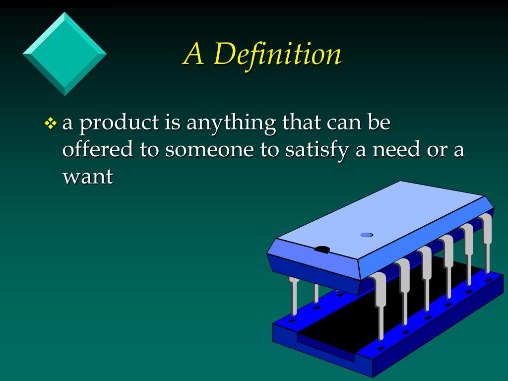 A Definition