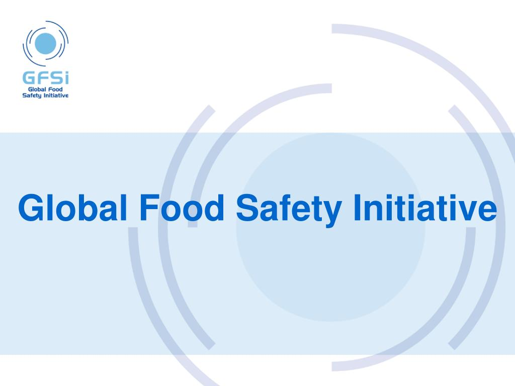 global food safety initiative l.