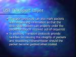 osi transport layer2