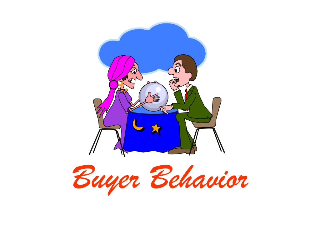 buyer behavior l.