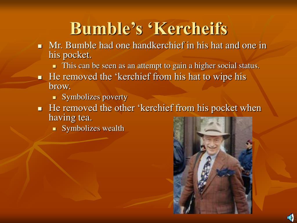 Bumble's 'Kercheifs