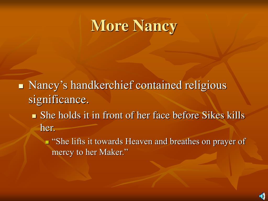 More Nancy