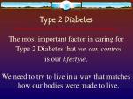type 2 diabetes31