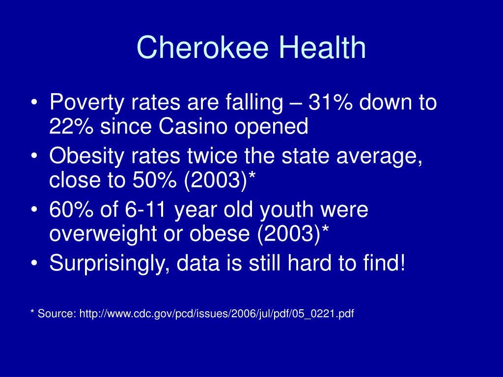 Cherokee Health
