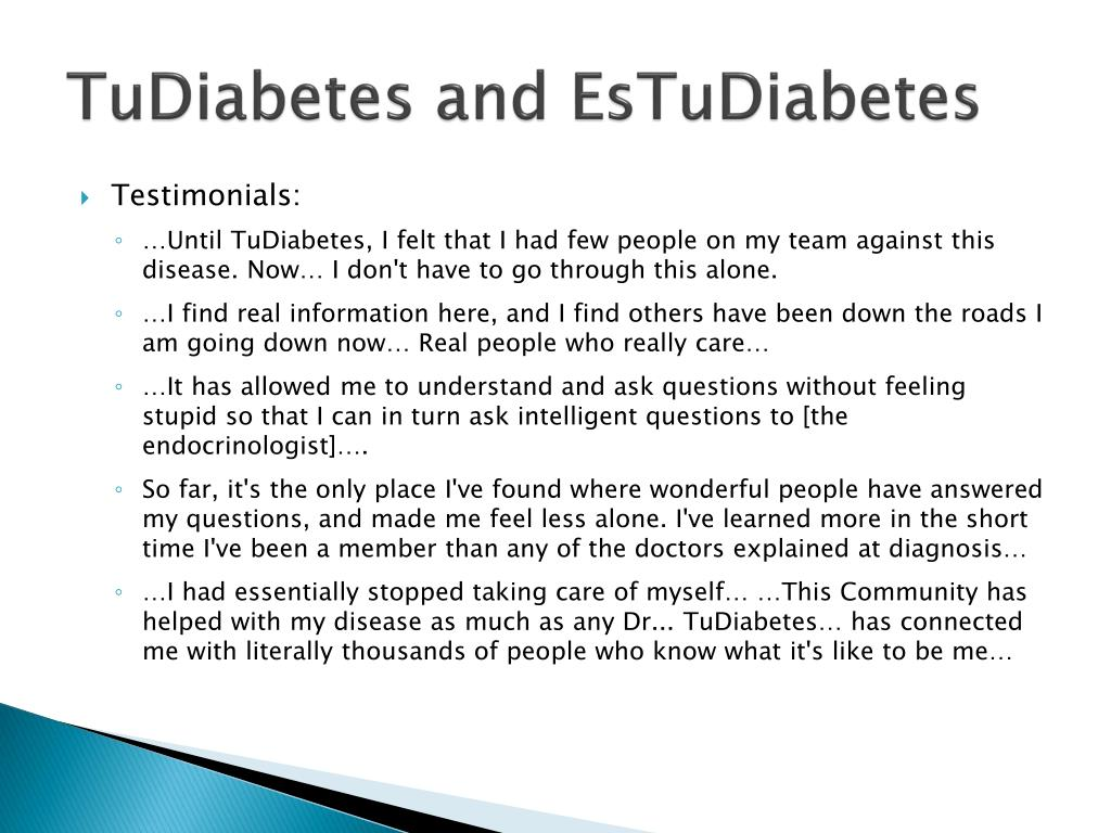 TuDiabetes