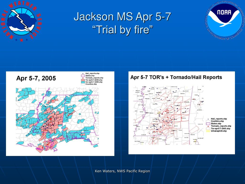Jackson MS Apr 5-7