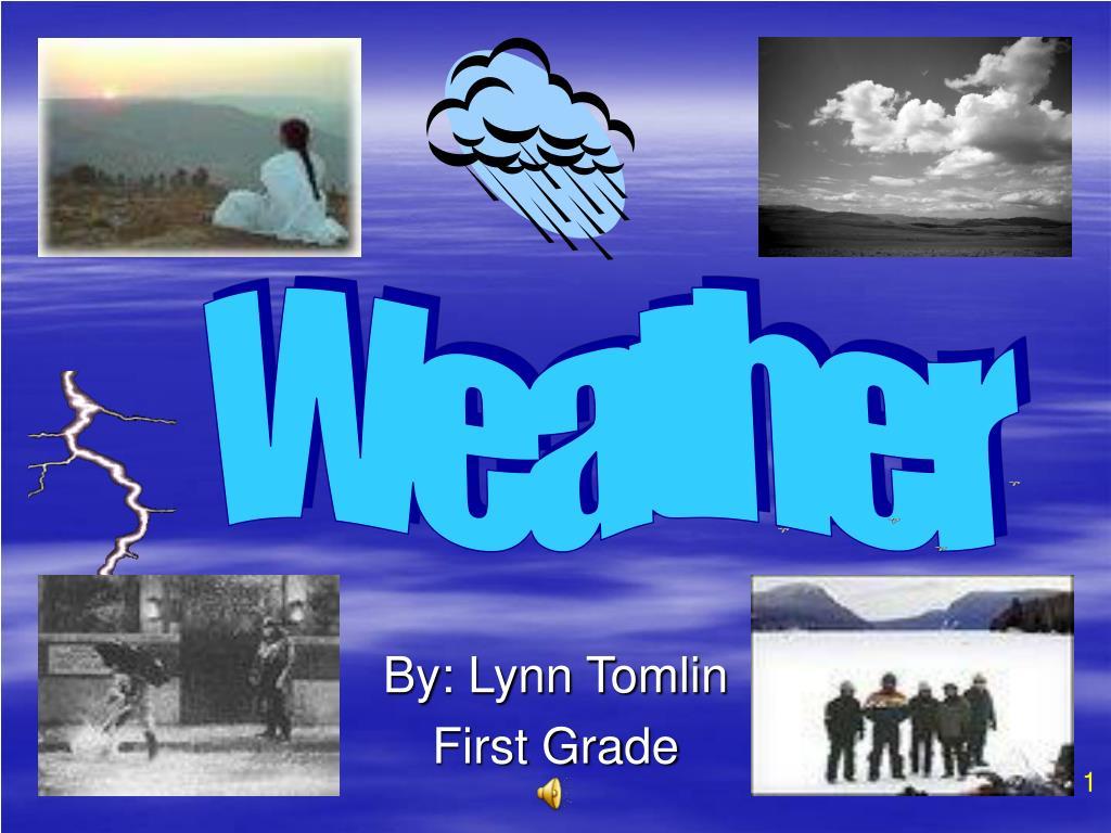 by lynn tomlin first grade l.