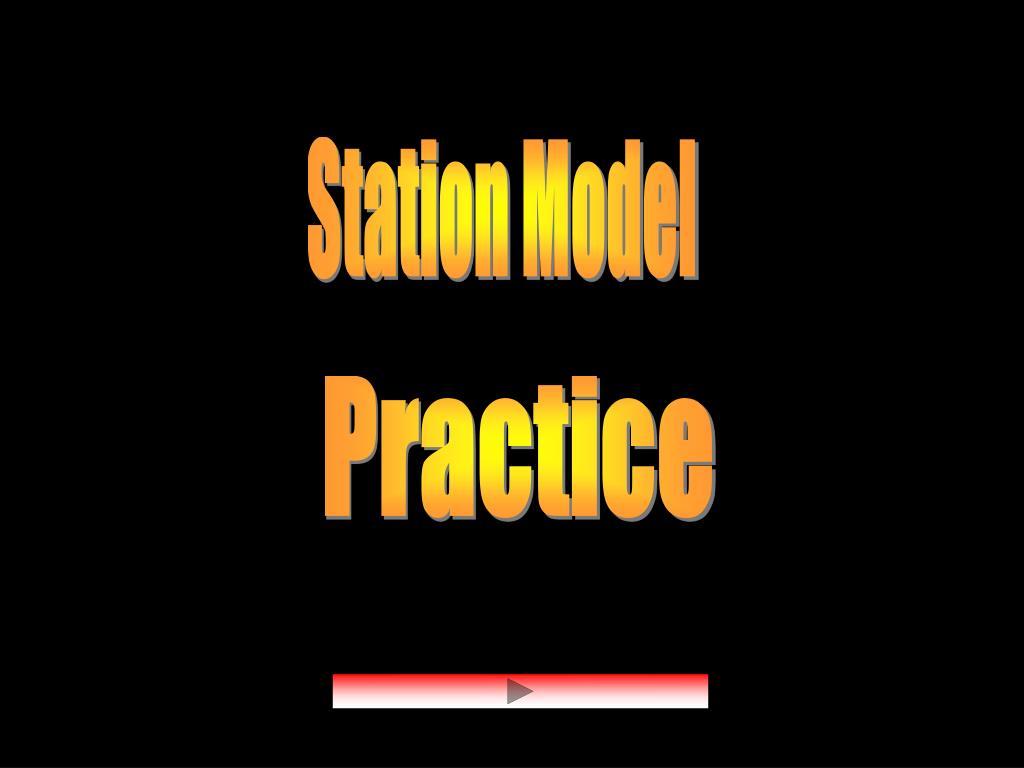 Station Model