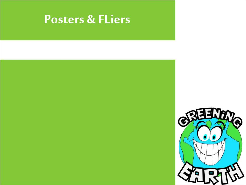 Posters &