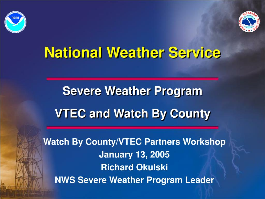 national weather service l.
