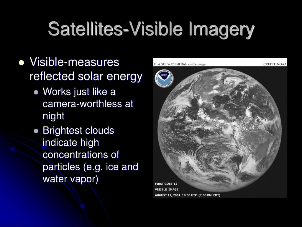 Satellites-Visible Imagery
