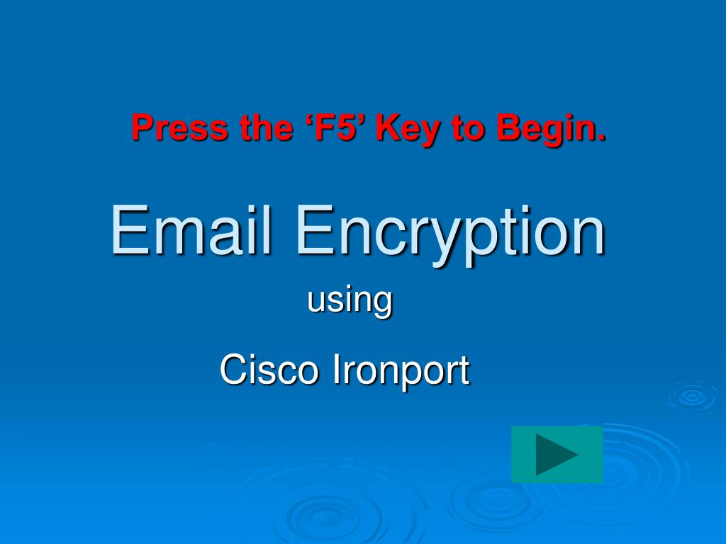 PPT - Email Encryption PowerPoint Presentation - ID:770227
