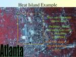 heat island example36