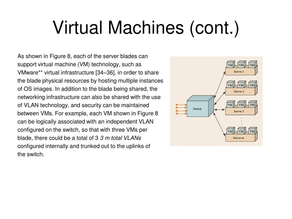Virtual Machines (cont.)