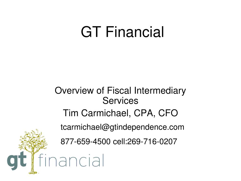 GT Financial