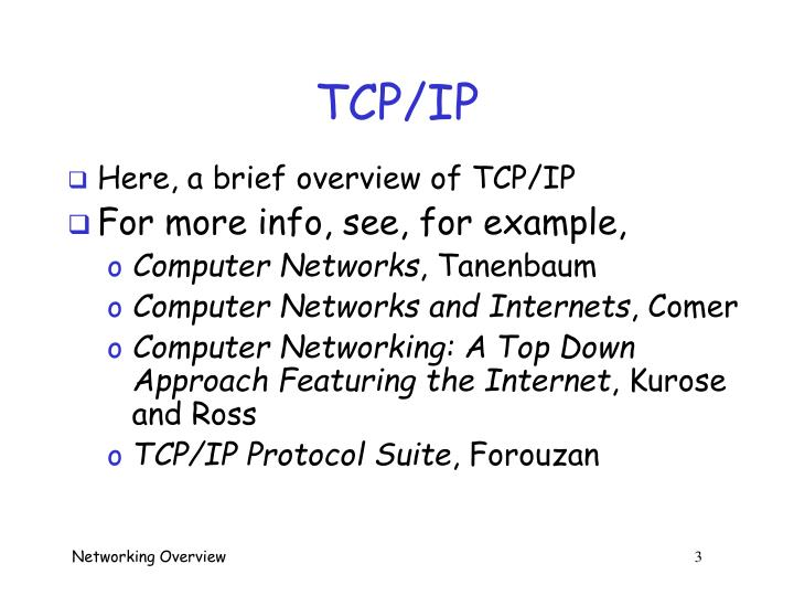 Tcp ip3