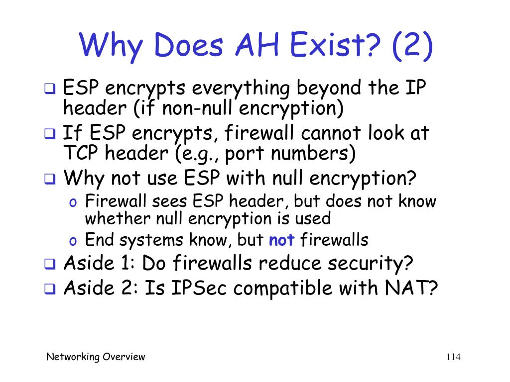 Why Does AH Exist? (2)