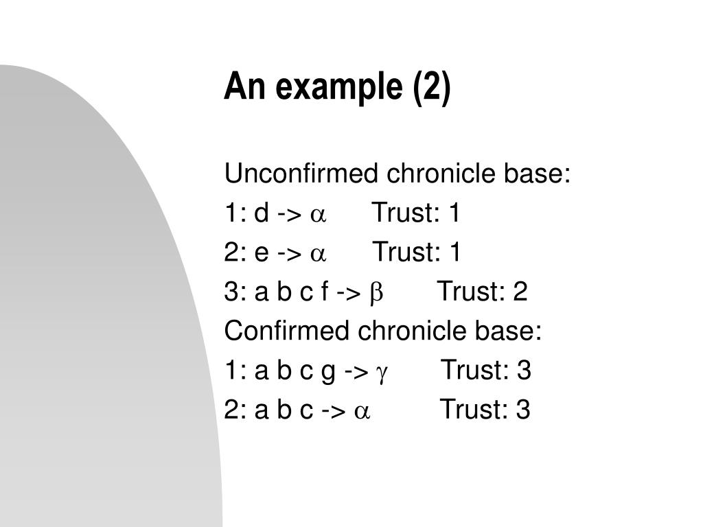 An example (2)