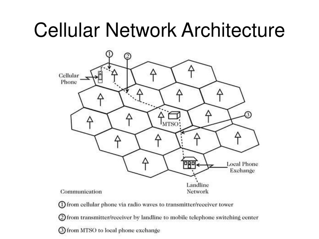 Cellular Network Architecture