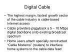 digital cable74