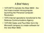 a brief history14