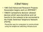 a brief history8