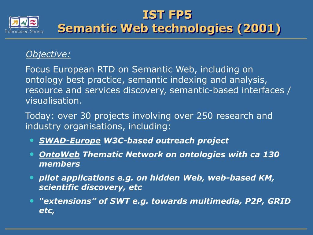 IST FP5
