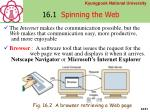 16 1 spinning the web34