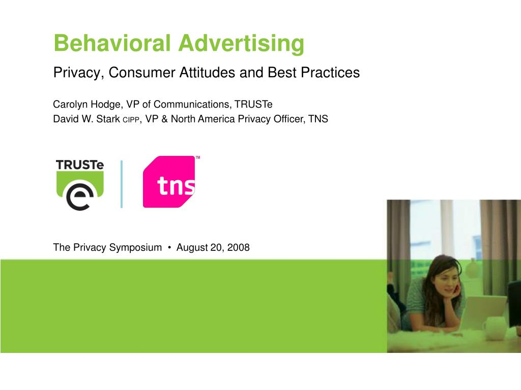 behavioral advertising l.