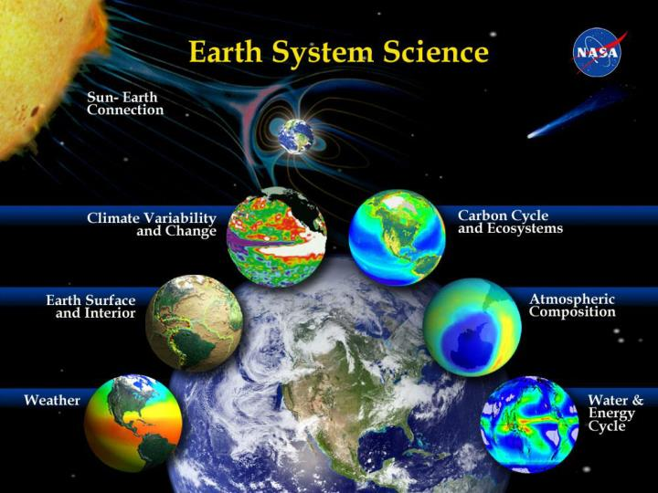 Earth and space science education