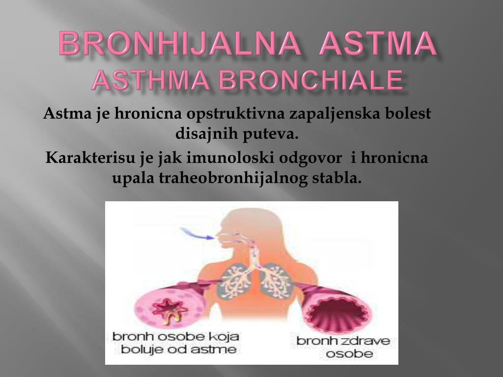 BRONHIJALNA  ASTMA