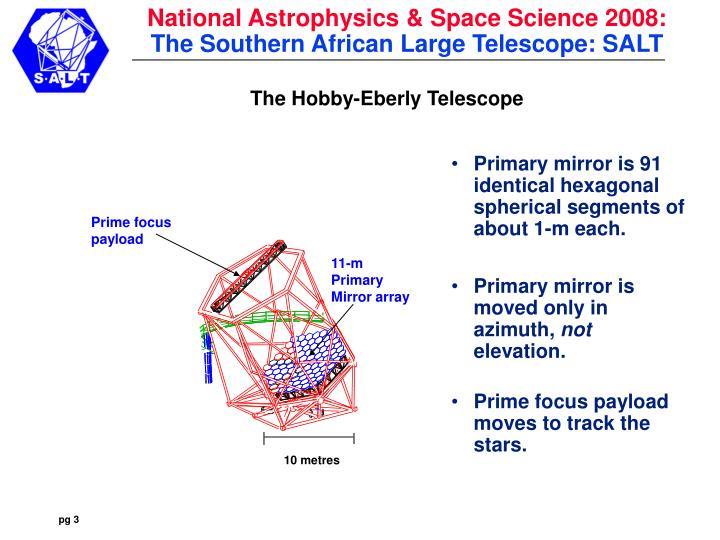 The hobby eberly telescope3