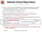 national virtual observatory http www us vo org