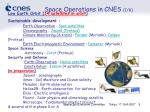 space operations in cnes 1 6