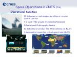 space operations in cnes 5 6