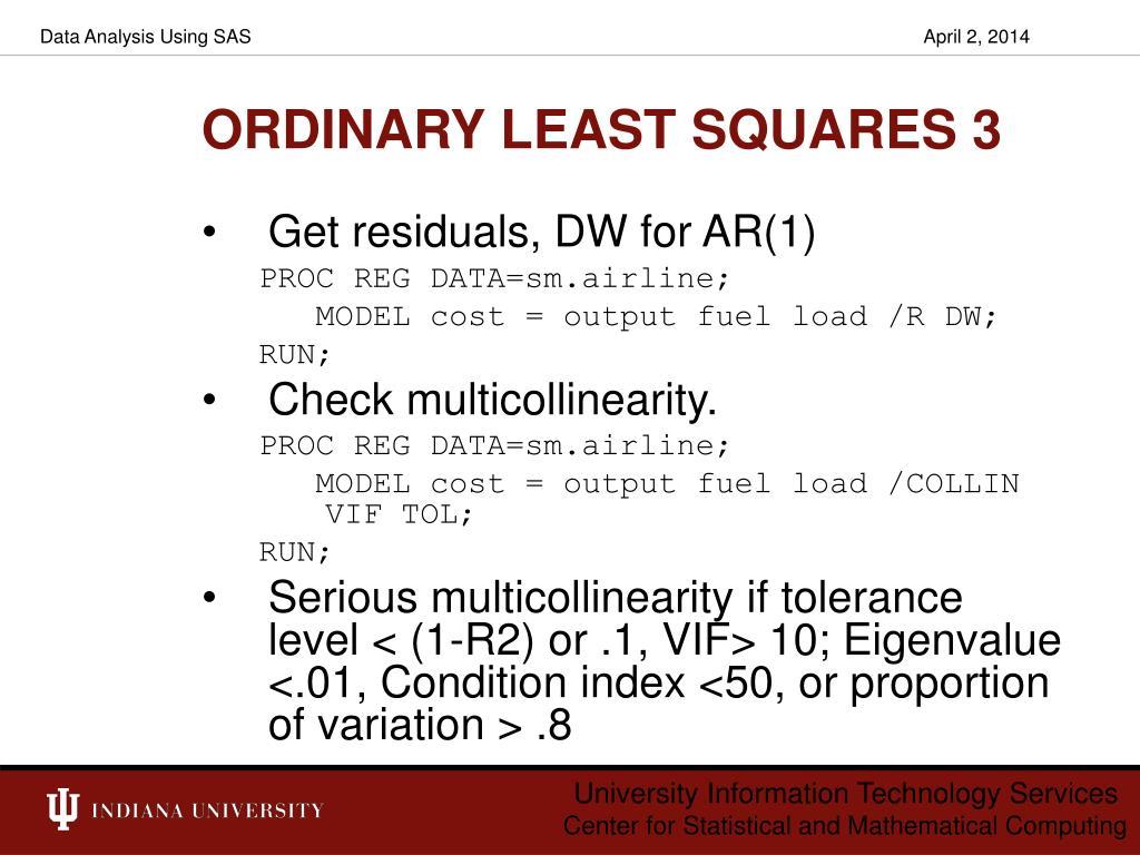 PPT - SAS Workshop PowerPoint Presentation - ID:771236