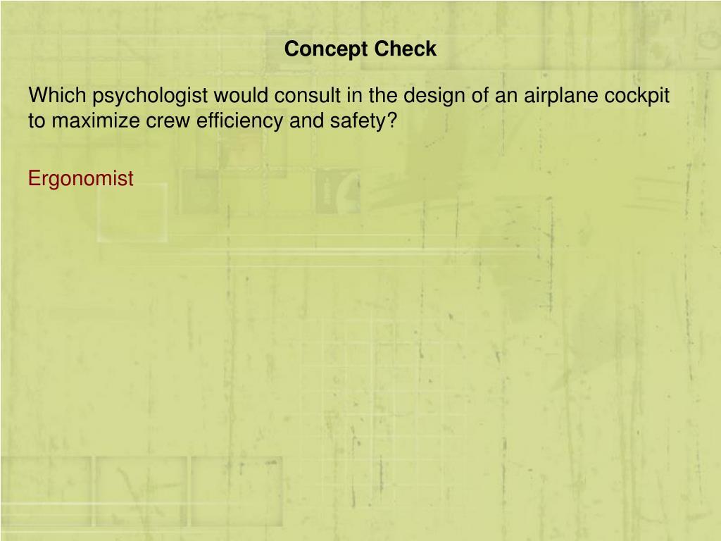 Concept Check
