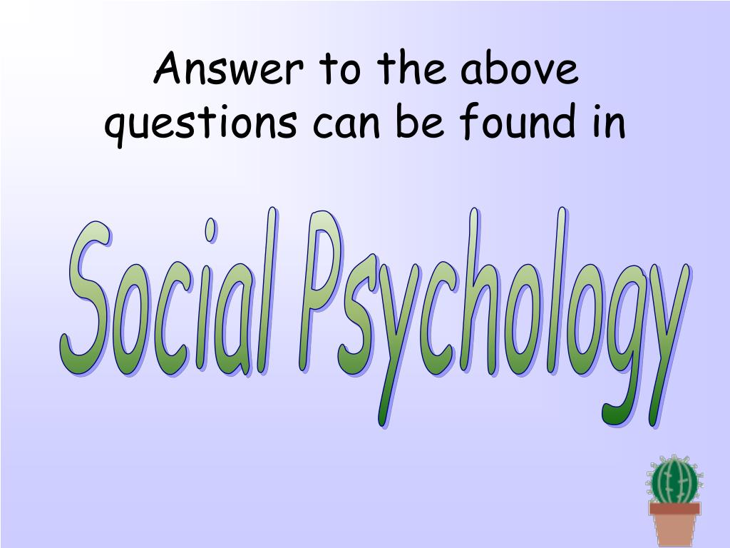 Answer to the above questions can be found in
